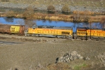 UP SD40T-2 8862