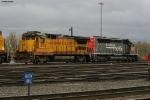 UP B40-8 1855