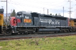 UP SD40M-2 2772