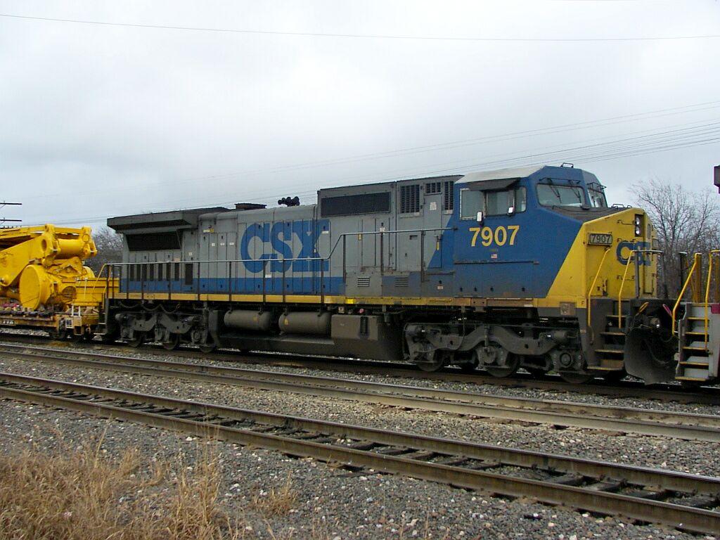 CSX 7907