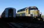 NRE 1191 & BAR 360