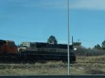 BNSF 9949 and 9811