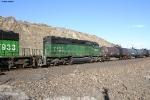 BNSF SD40-2 7133
