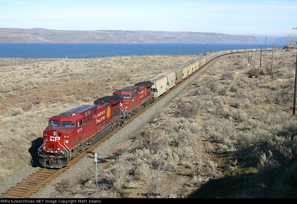 CP 9712 South - UP OEOT5