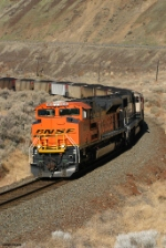 BNSF 9374 South - UP CBUPG