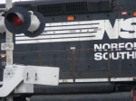 SOUTHERN bleeding through NS 5029