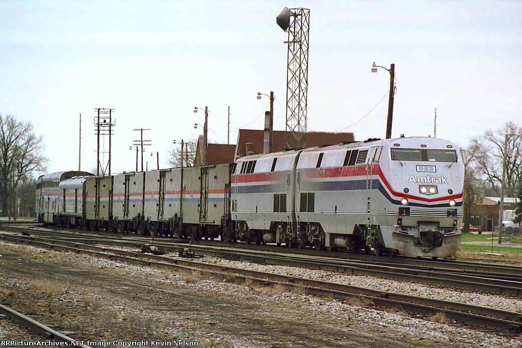 AMTK 823 P40DC
