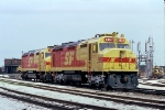 ATSF 5957 F-45