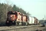 CP 5876 SD40-2