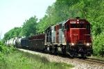 GTW 5925 SD40