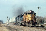 UP 3718 SD40-2