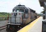 NJT train 4623
