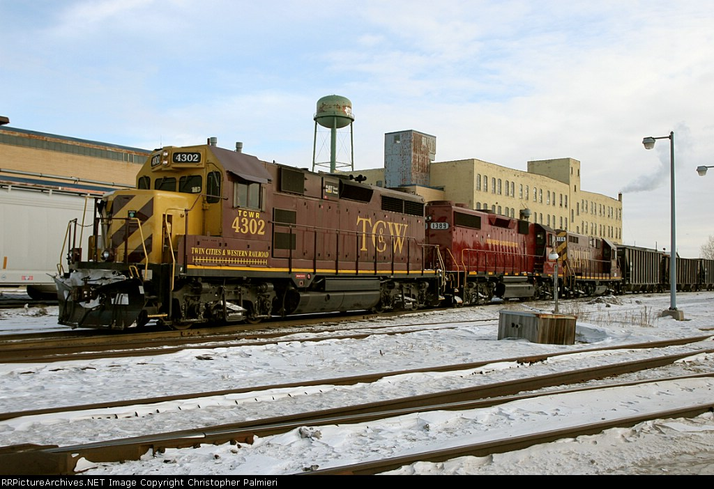 TCWR 4302, ILSX 1389, and RRVW 4106