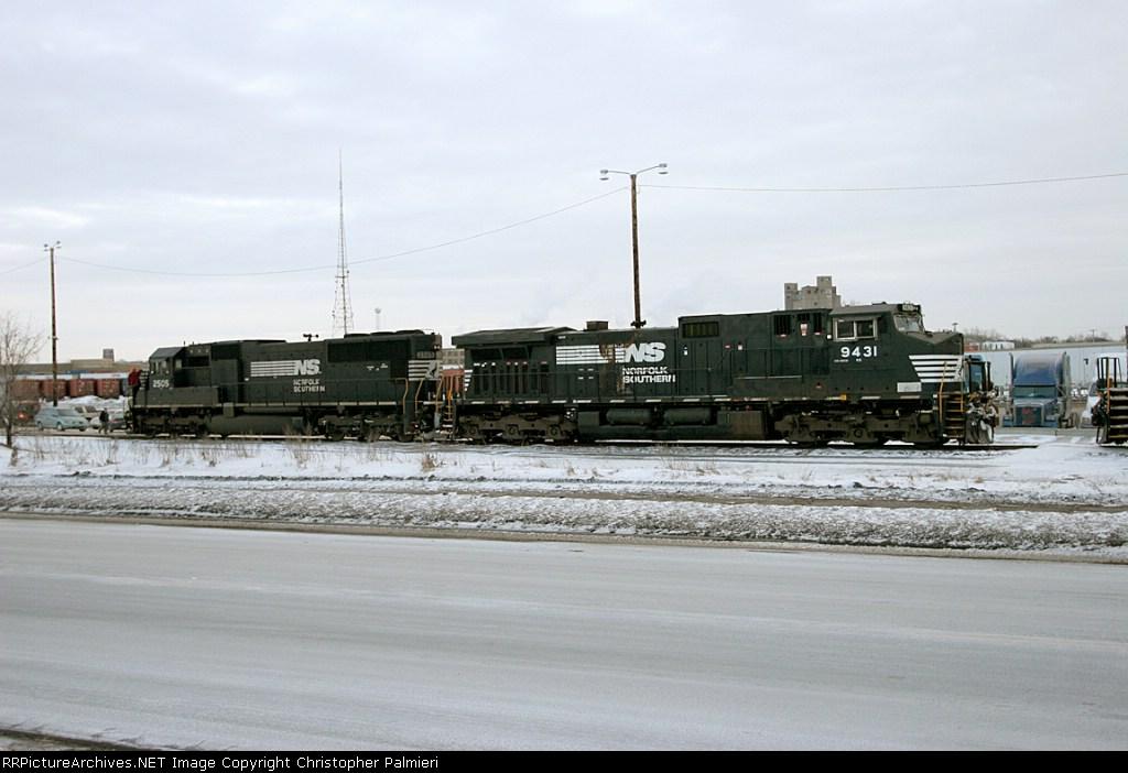 NS 9431 and NS 2505