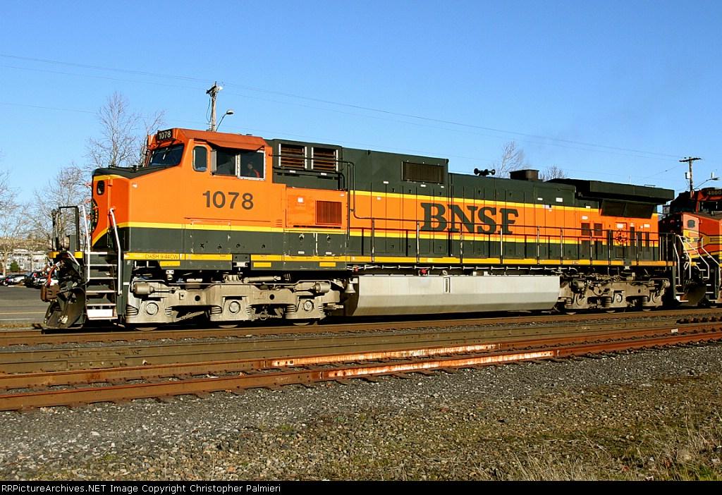 BNSF 1078