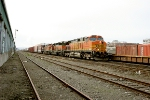 BNSF 4125, 8053, and 4985