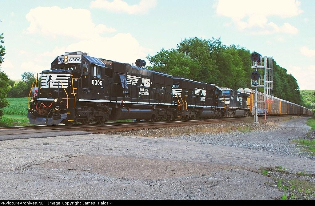 NS 6306 & 6300 (SD40-E)