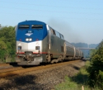 Amtrak racing to Greensburg