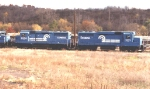 CR GP30's in the pasture