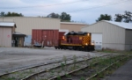 SWP 2003 on the Greensburg Industrial Track