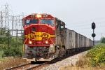 BNSF 8211 on NS 877