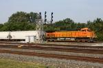 BNSF 4566 on NS 10R