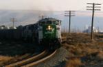 BNSF 8110 North