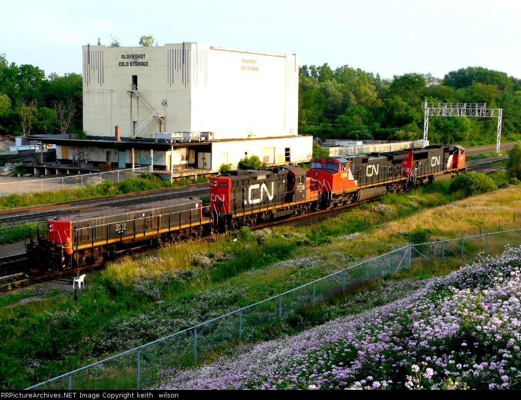 CN 222, CN 7258, CN 2543 & CN 5728