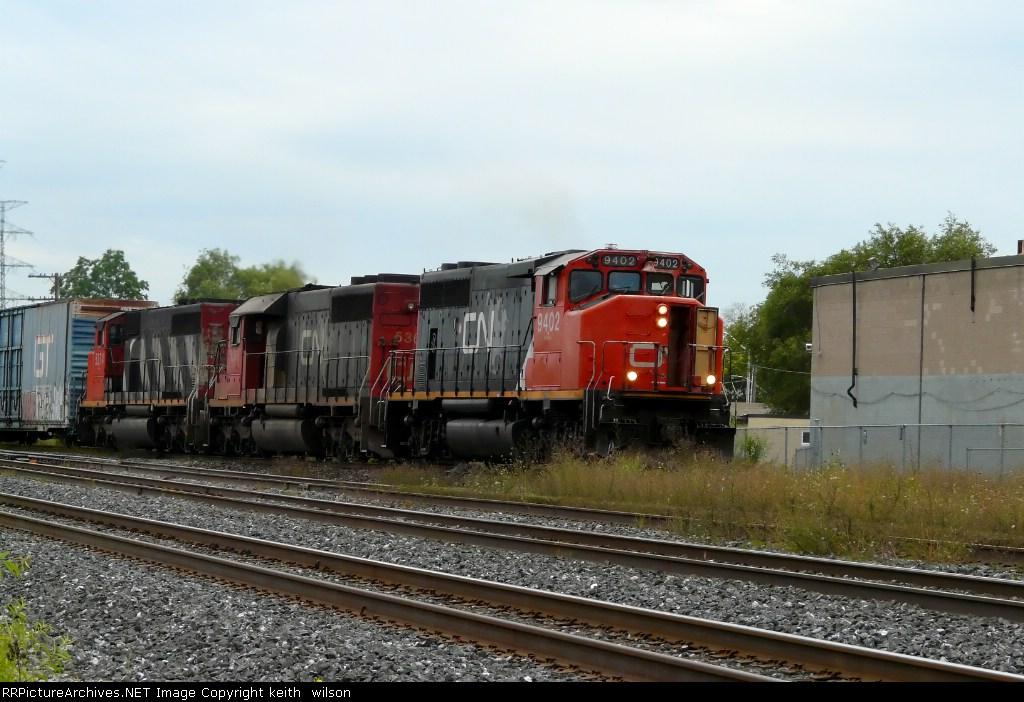 CN 9402, CN 5366 & CN 5274