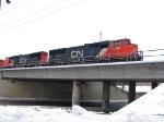 CN 5699 & CN 5663