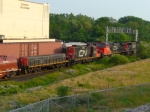 CN 222,CN 7258, CN 2543 & CN 5728