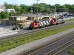 CN 4115 & CN 7018 RUNNING LITE