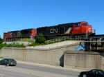 CN 5800 & CN 8826