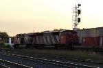 CN 5545 & CN 2307