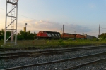 CN 5346, BNSF 5417 & BNSF 5715 COMING OFF THE HALTON SUB
