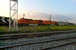 BNSF 5417 & BNSF 5715