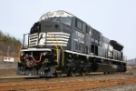 "NS 7209 in that ""Fresh Black Paint"""