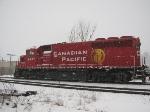 CP Work Train 4651