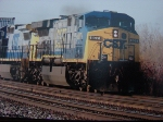 CSX 607