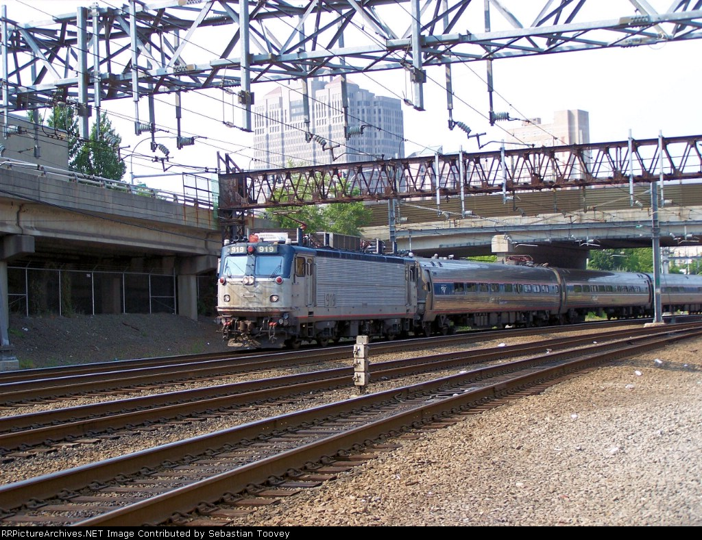 Amtrak 137 New Haven State St