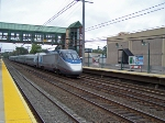 Amtrak 2250 @ Greenwich