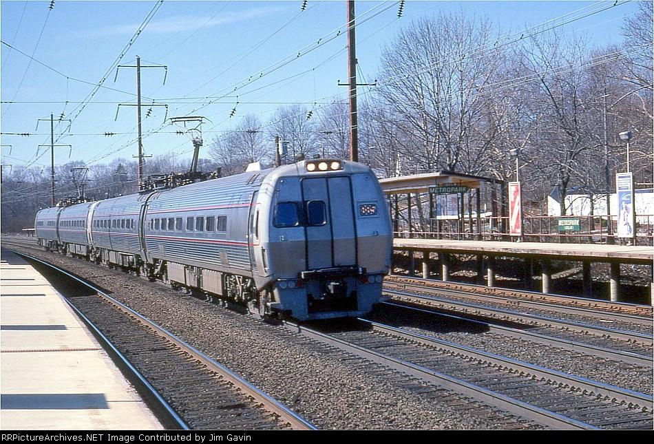 PC Metroliner 885