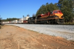 KCS 4050 LEADS NS 220 THROUGH LITHIA SPRINGS, GA