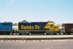 BNSF Santa Fe 2419 GP 30u