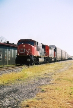 North bound CN 5669