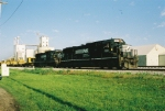 NS 2521 at Browns, Il..