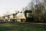 North bound CSX 5935