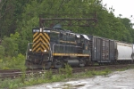 WNYP #421 Slips under the old signal at the south end of the Meadville Yard