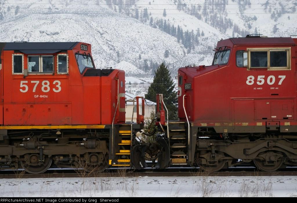 CN 5783,CP 8507