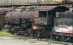 More rusting steam